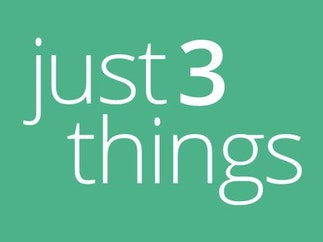 Just3Things