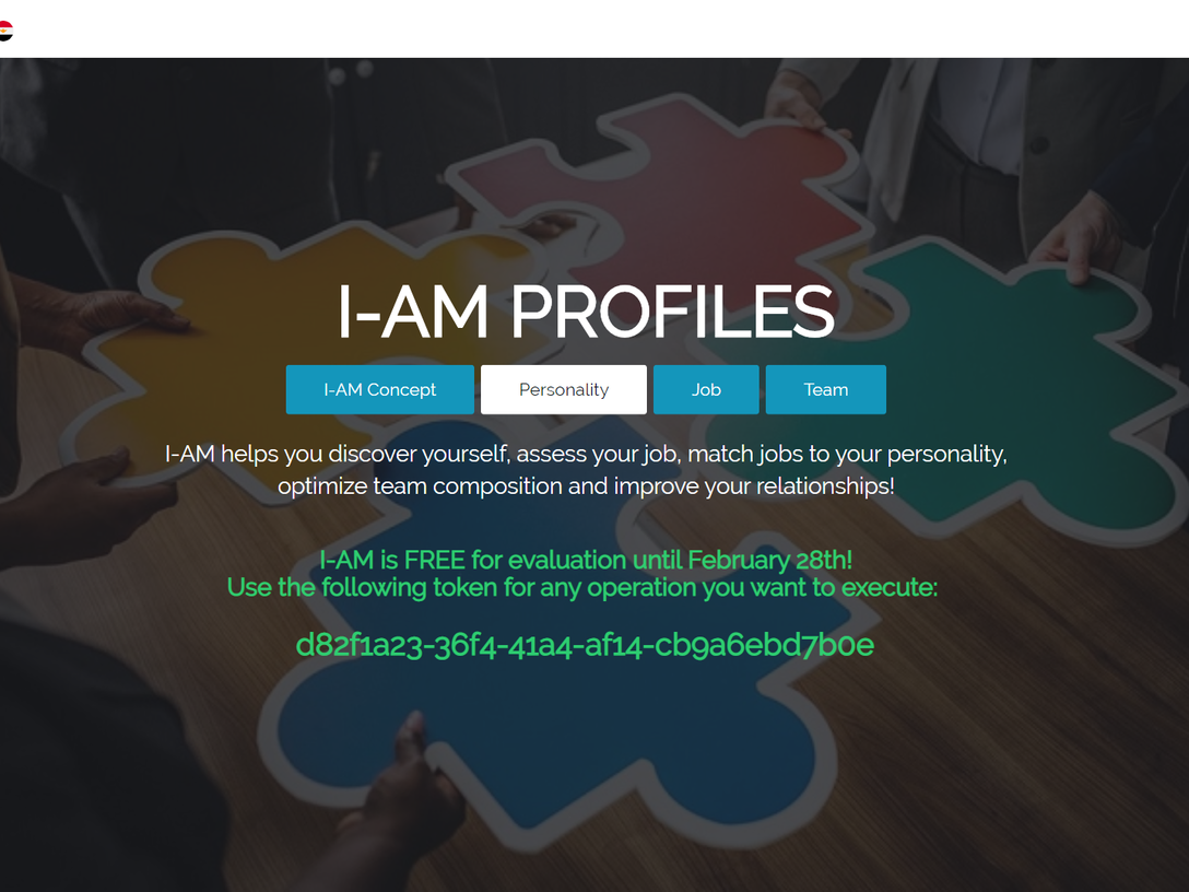 I-AM Profiles