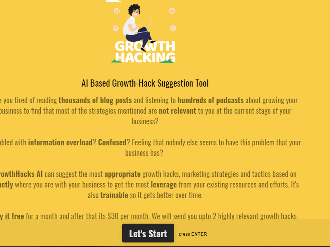 Growth Hacks AI