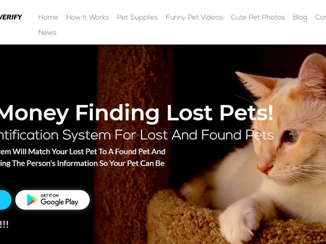 Pet Video Verify