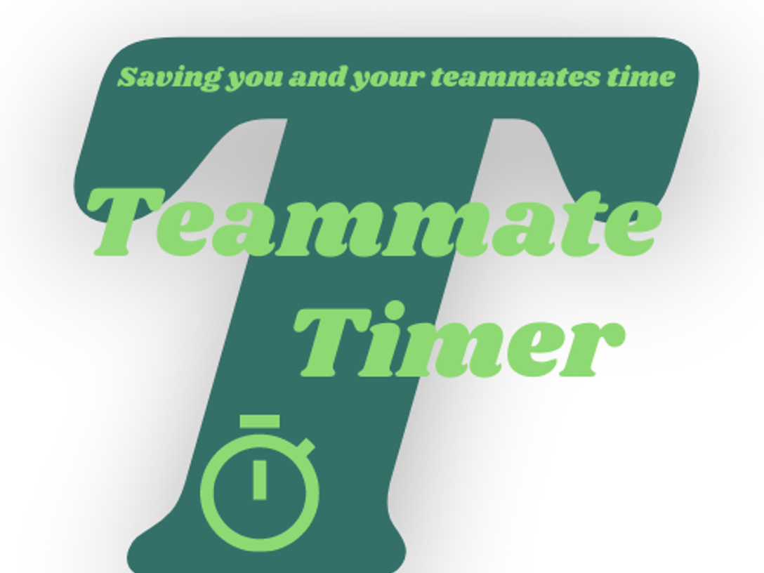 Teammate Timer