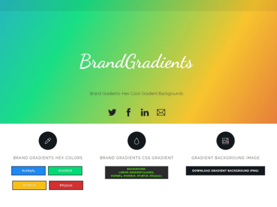 Brand Gradients