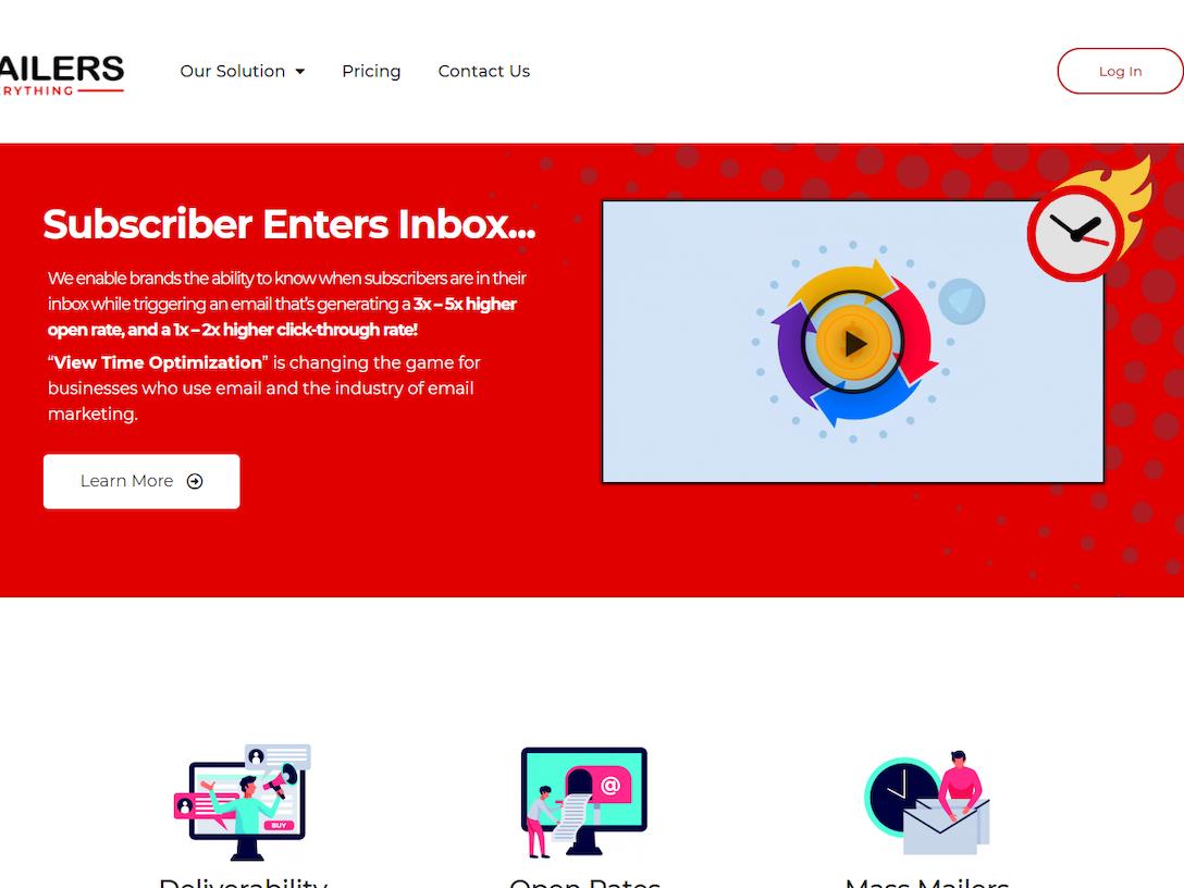 Inbox Mailers