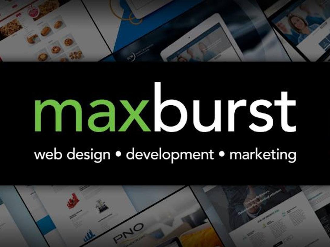 MAXBURST:Website Design & Digital Marketing Agency - Launched io