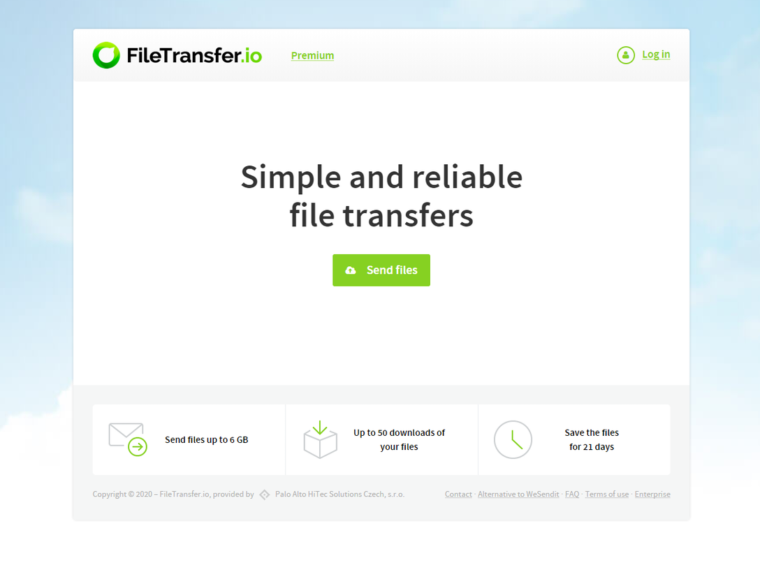 Filetransfer.io