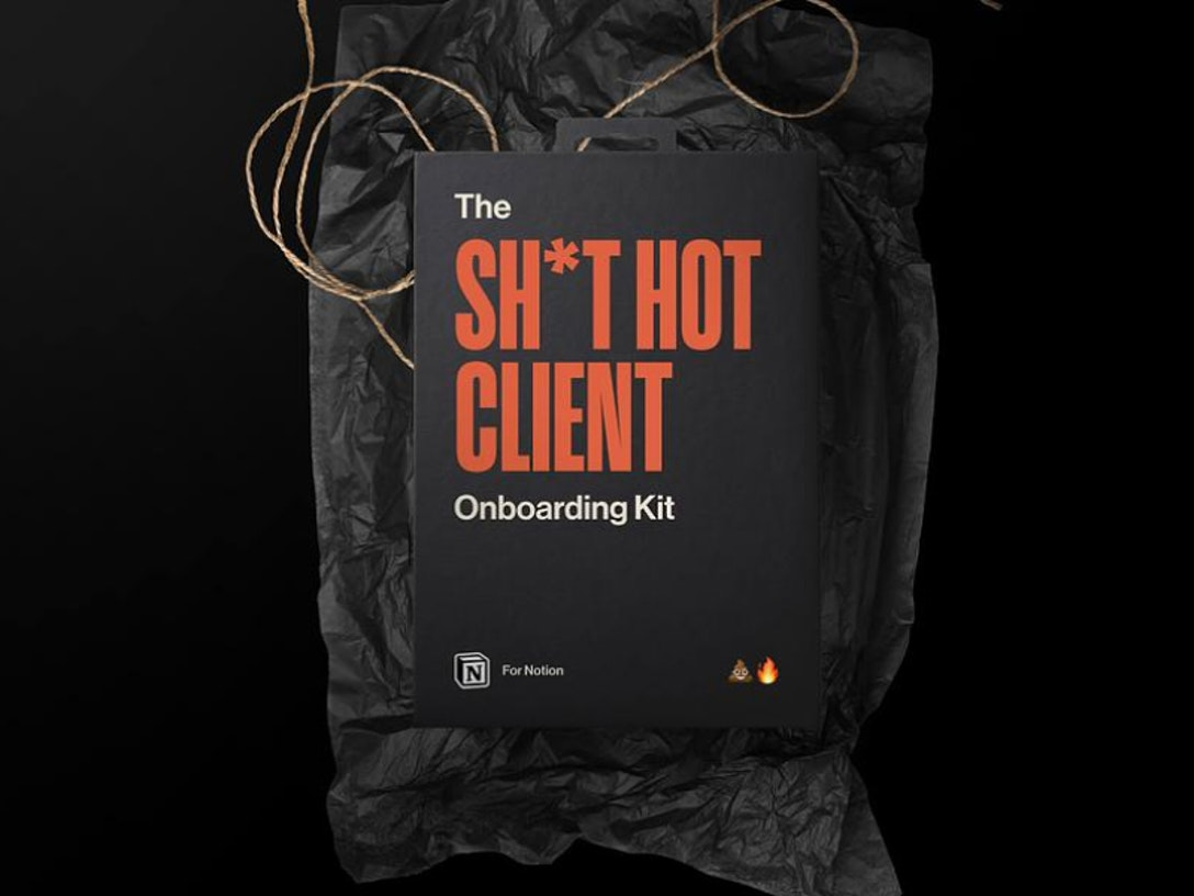 The Sh*t Hot Client Onboarding Kit