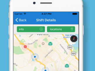 SINC – Time Clock App for Employees