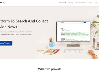 Newsdata.io API