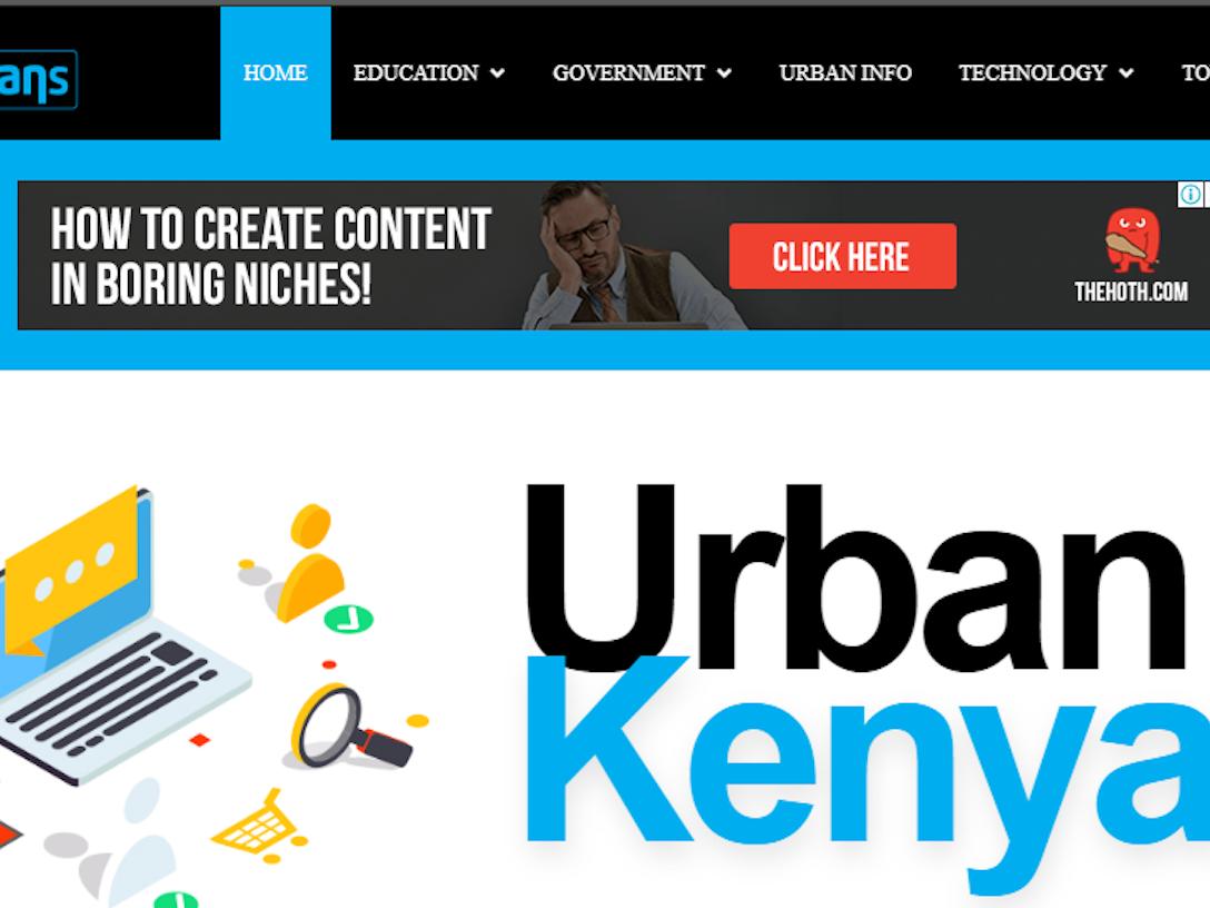 Urban Kenyans