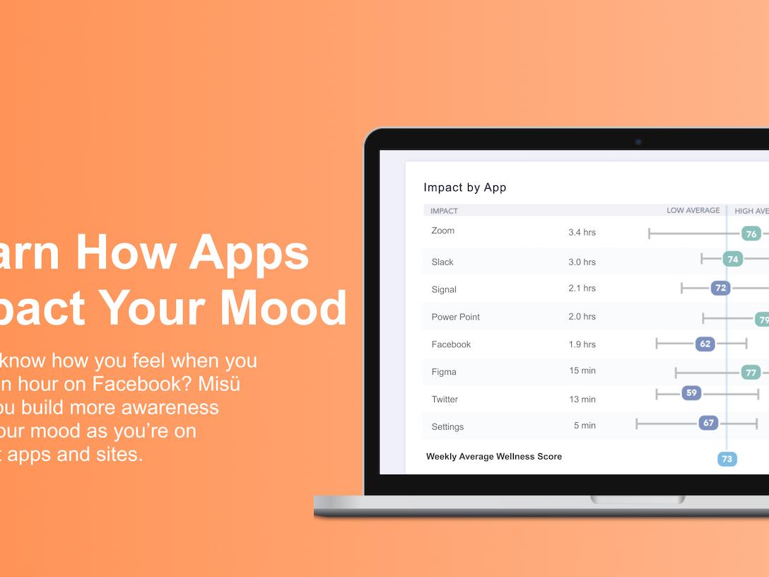 Misü - Mood Tracker
