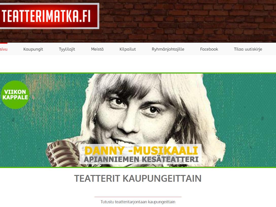 Teatterimatka.fi
