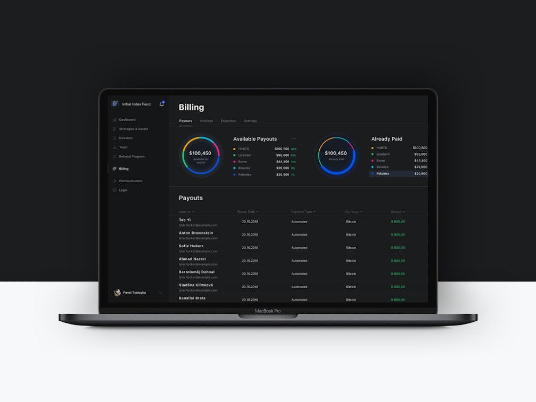Fund Platform