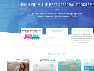 Referral Marketing School
