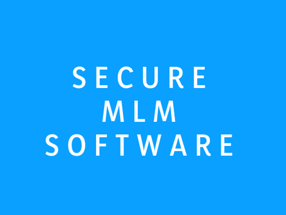 Secure MLM Software