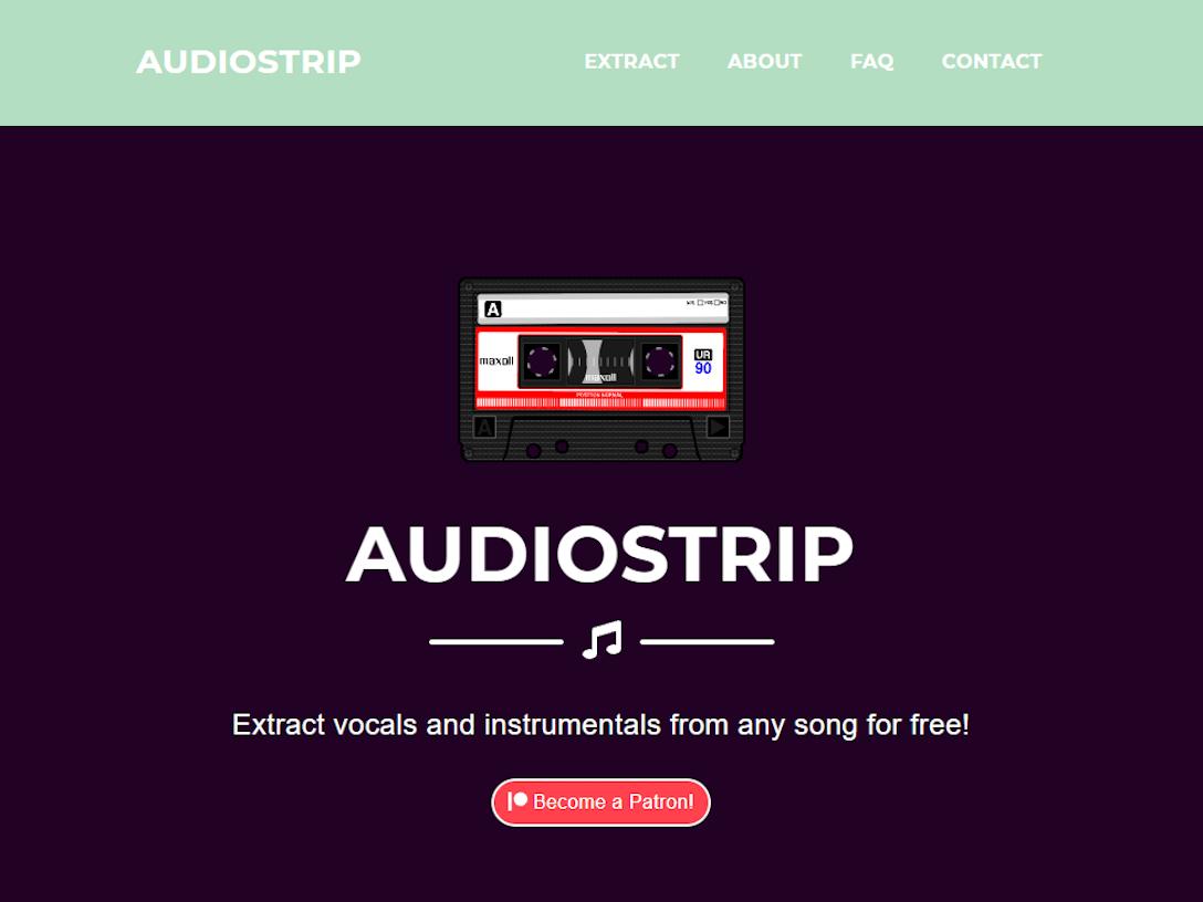AudioStrip